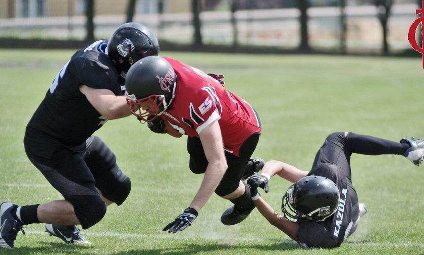 Futbol amerykański podbija serca polaków! Drużyny rekrutują chętnych