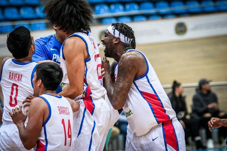 Košarkaška reprezentacija Filipina