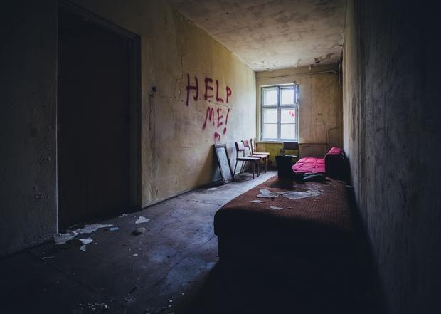 Opuszczony dworek pod Bydgoszczą