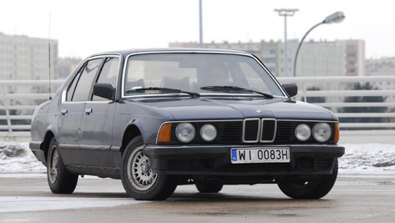 Poważne BMW serii 7 - Rekin na kołach NU25
