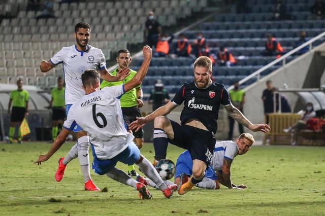 FK Ararat, FK Crvena zvezda