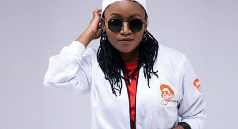 Fena Gitu responds to fans asking when she will settle down