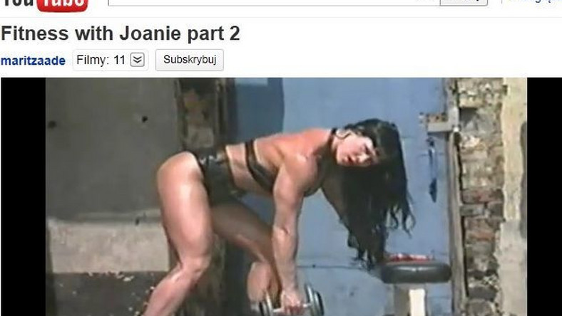"Joan ""Chyna"" Laurer"