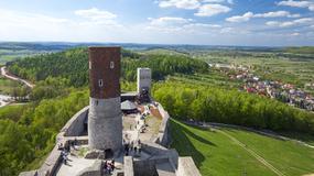 Ponad 189 tys. turystów odwiedziło w zeszłym roku zamek w Chęcinach