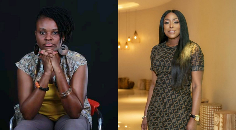 Tobore Ovuorie responds to Mo Abudu, insists 'Oloture' is an adaptation of her sex trafficking report