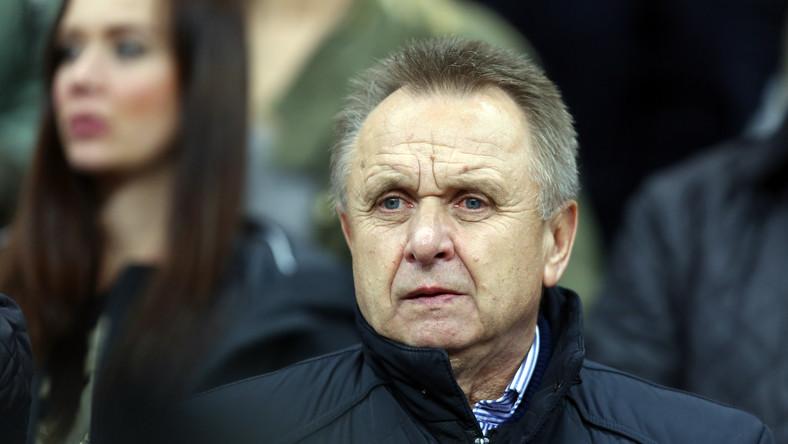 Bogusław Kaczmarek w 2016 roku