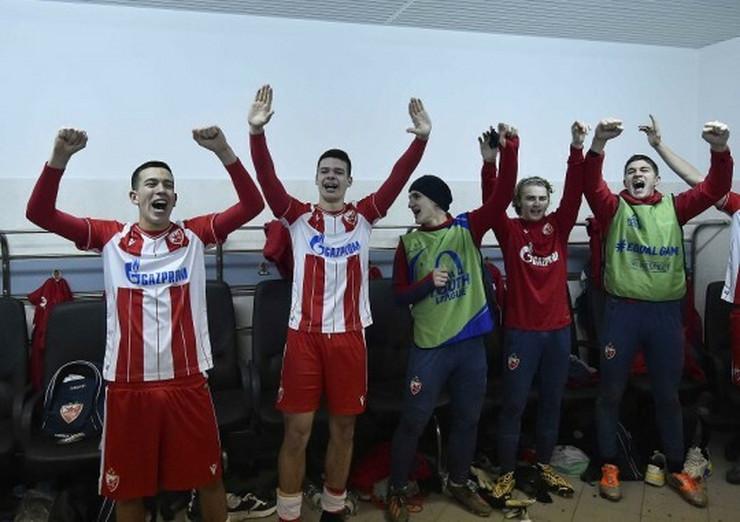 FK Crvena zvezda juniori