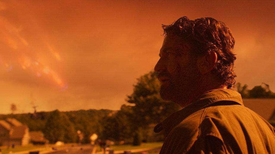 """Gerard Butler w filmie """"Greenland"""""""