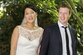 Mark Zakerberg i njegova supruga Prisila Čan