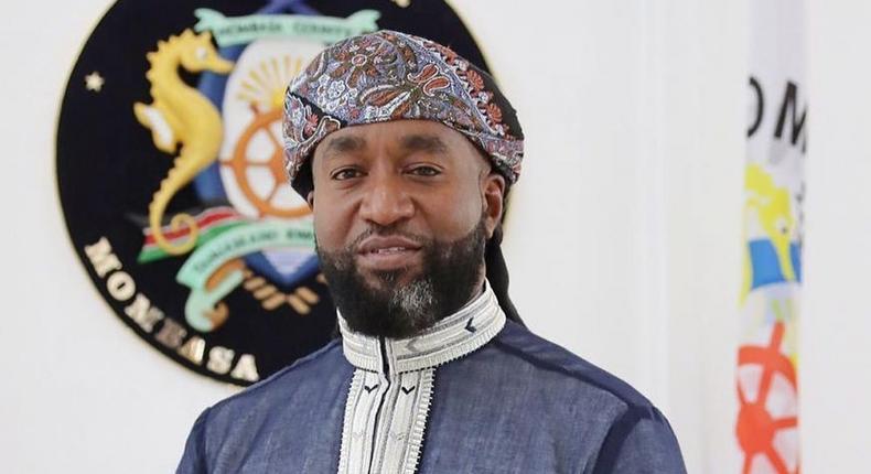 Mombasa Governor Ali Hassan Joho