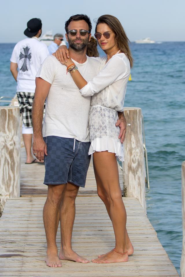 Alessandra Ambrosio i Jamie Mazur