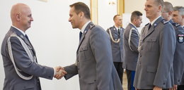 Nowy szeryf śląskich policjantów