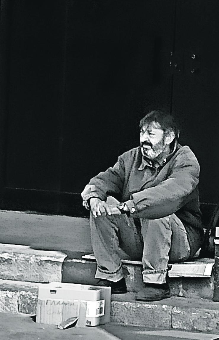 beskućnici u vanrednom stanju izložba