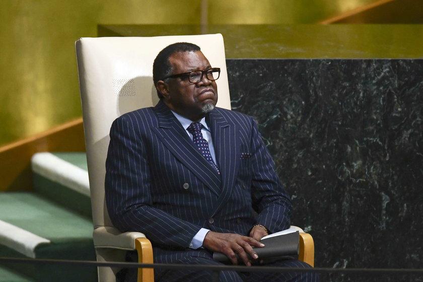 Reparacje od Niemiec dostanie Namibia