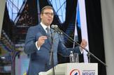 Aleksandar Vučić završni miting