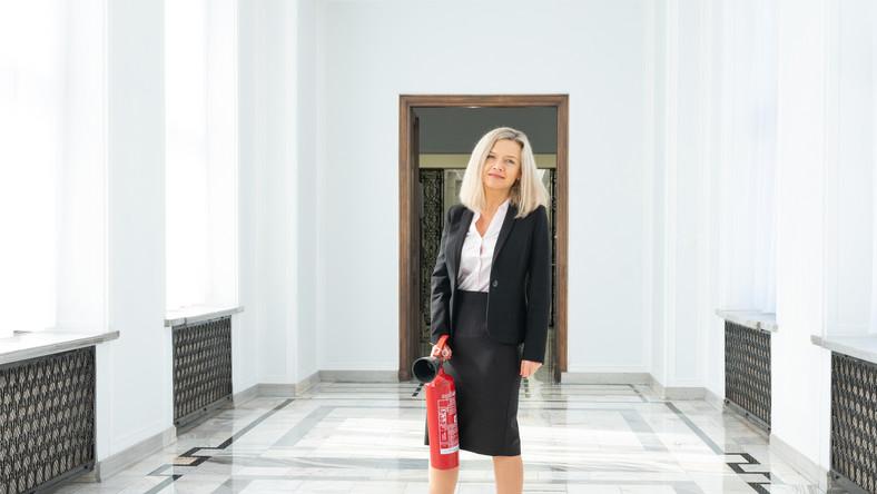 Warszawa, 15.09.2021. n/z Malgorzata Wassermann, fot. Maksymilian Rigamonti