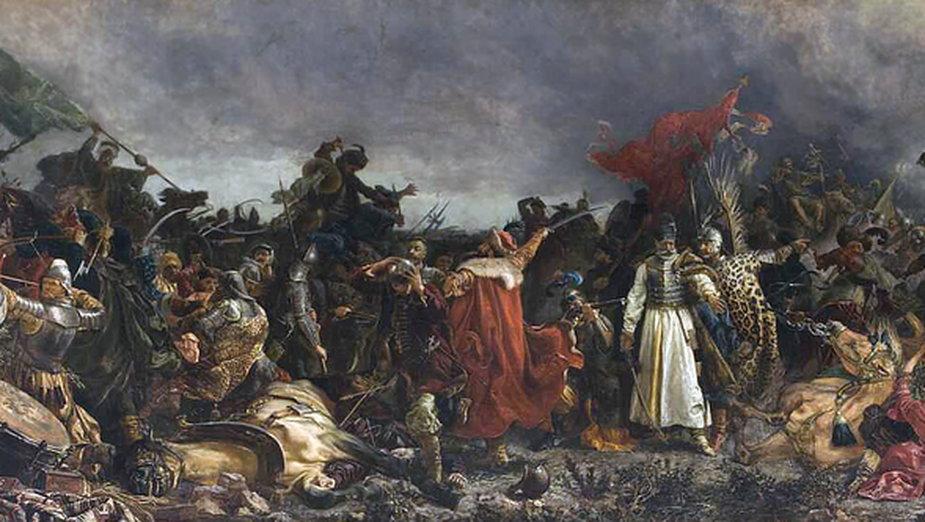 Bitwa pod Cecorą - domena publiczna