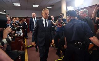 Sellin: Donald Tusk był zarządcą państwa teoretycznego, które nie wypełniało obowiązku ochrony prezydenta
