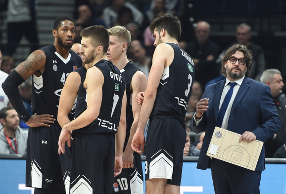 Partizan, Cedevita Olimpija