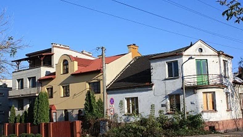 Domy jednorodzinne w Krakowie, fot. Piotr Kozanecki/Onet