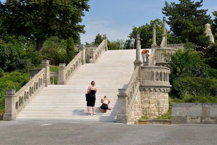 Rekonstruisano Veliko stepenište na Kalemegdanu