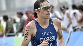 Mistrzyni olimpijska w triathlonie nie rezygnuje z treningów mimo ciąży