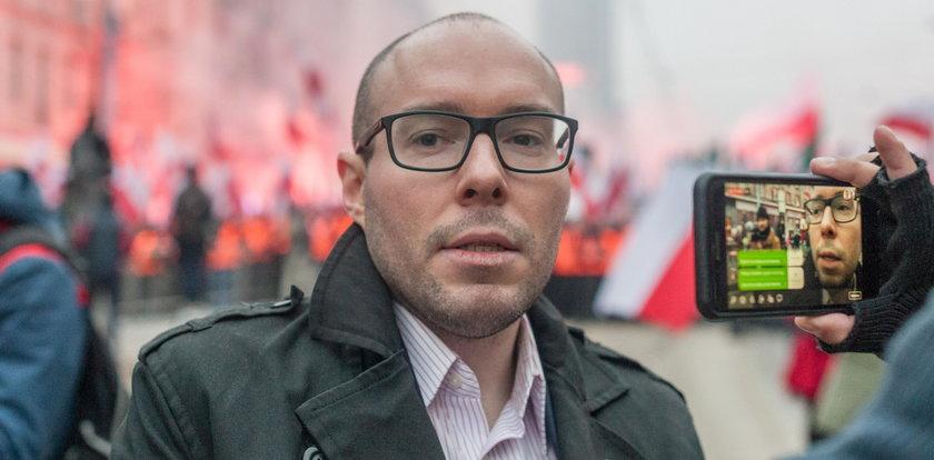 Polski bloger zatrzymany na lotnisku w Londynie