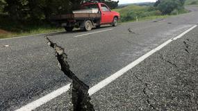 Trzęsienie ziemi w Nowej Zelandii zbliżyło do siebie Wyspy Południową i Północną