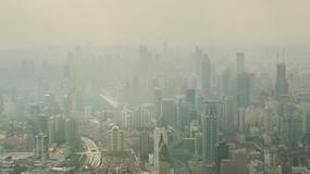 Dziecko zgubiło się w smogu. Nie było w stanie trafić do szkoły