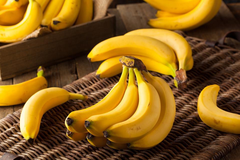 Bananowy proszek