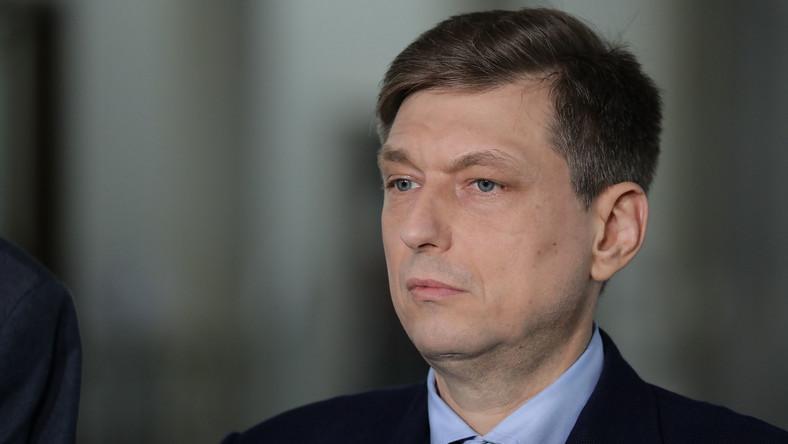 Poseł Mariusz Witczak