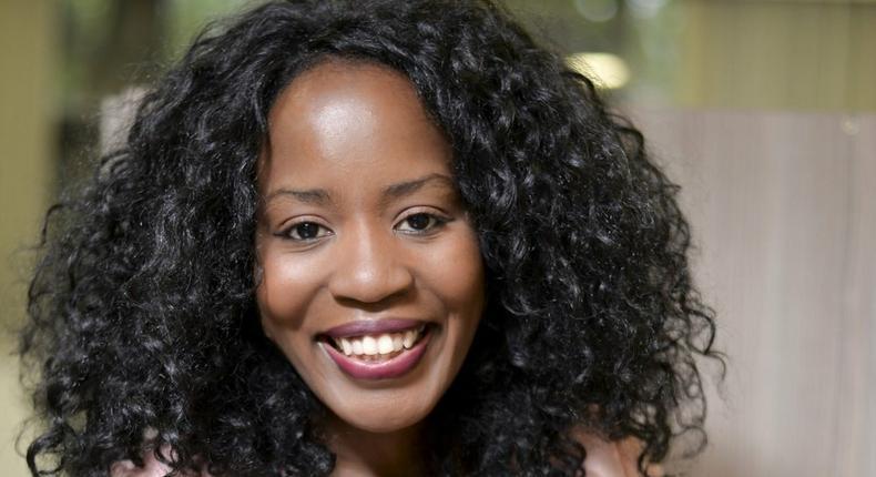 Catherine Mahugu. (lionessesofafrica)