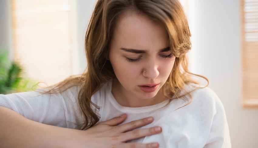A tüdőgyulladás és tünetei