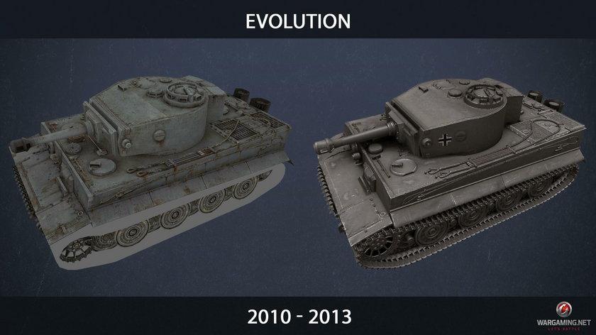 Jak powstają czołgi w WoT? My to widzieliśmy