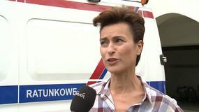 Danuta Stenka: to będzie bardzo trudny czas dla Elżbiety