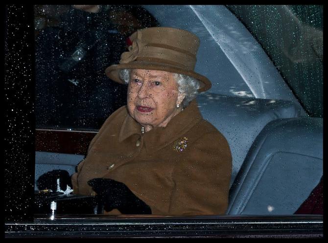 Zabrinuta kraljica