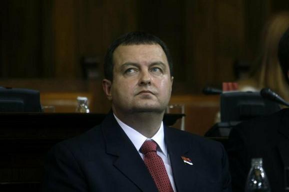Novi srpski premijer Ivica Dačić