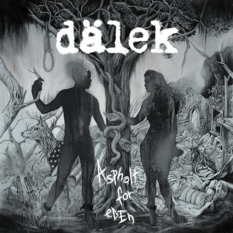 "DÄLEK – ""Asphalt For Eden"""