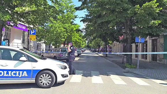Osumnjičeni je uhapšen u blizini mesta zločina