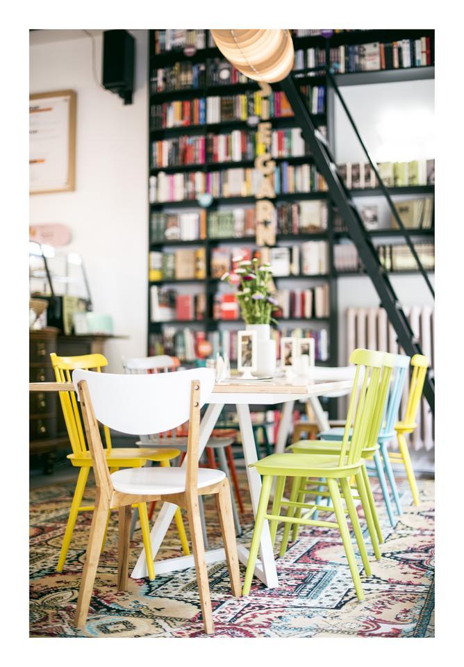 Big Book Cafe, fot. Ewelina Suchecka