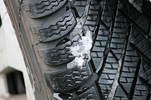 Šare na zimskim gumama