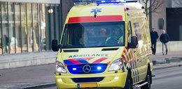 Mężczyzna wjechał samochodem w restaurację. Zabił dwie osoby. Są ranni