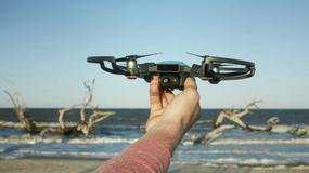 Wyłącznik internetu dostępny w dronach DJI
