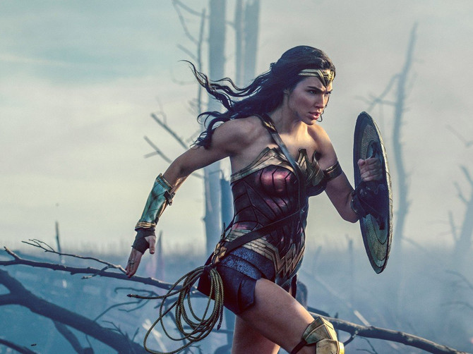 "Gal Gadot u filmu ""Wonder Woman"""
