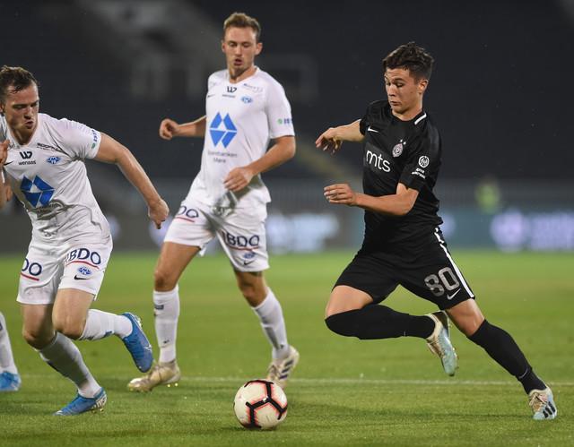 Filip Stevanović ponovo igra jako dobro