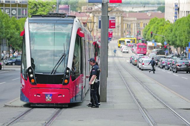 Španski tramvaj iz Saragose