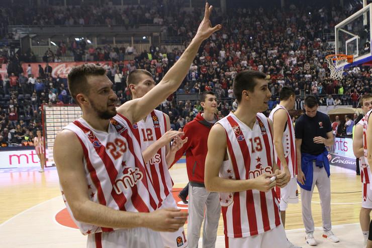 KK Crvena zvezda, KK Galatasaraj