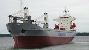 """""""Szafir"""" jest w drodze do nigeryjskiego portu Onne"""