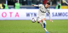 Mladenović przed meczem Legii ze Spartakiem: Liga Europy nas zweryfikuje
