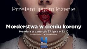 ''Morderstwa w cieniu korony'': nowy serial Polsatu